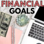 how to set financial goals pins