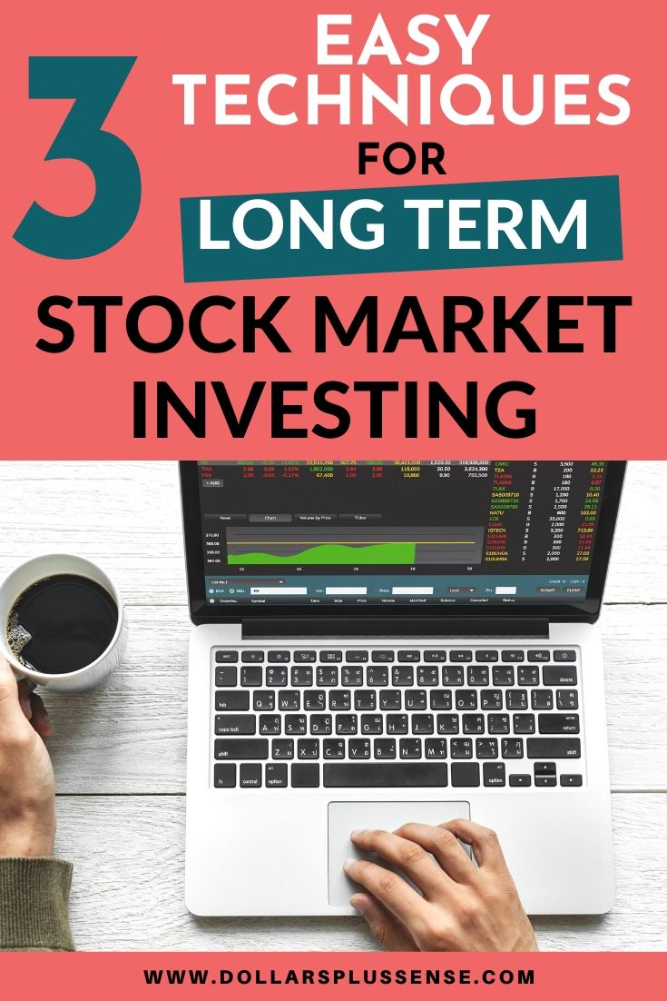 long term stock investment strategies pin