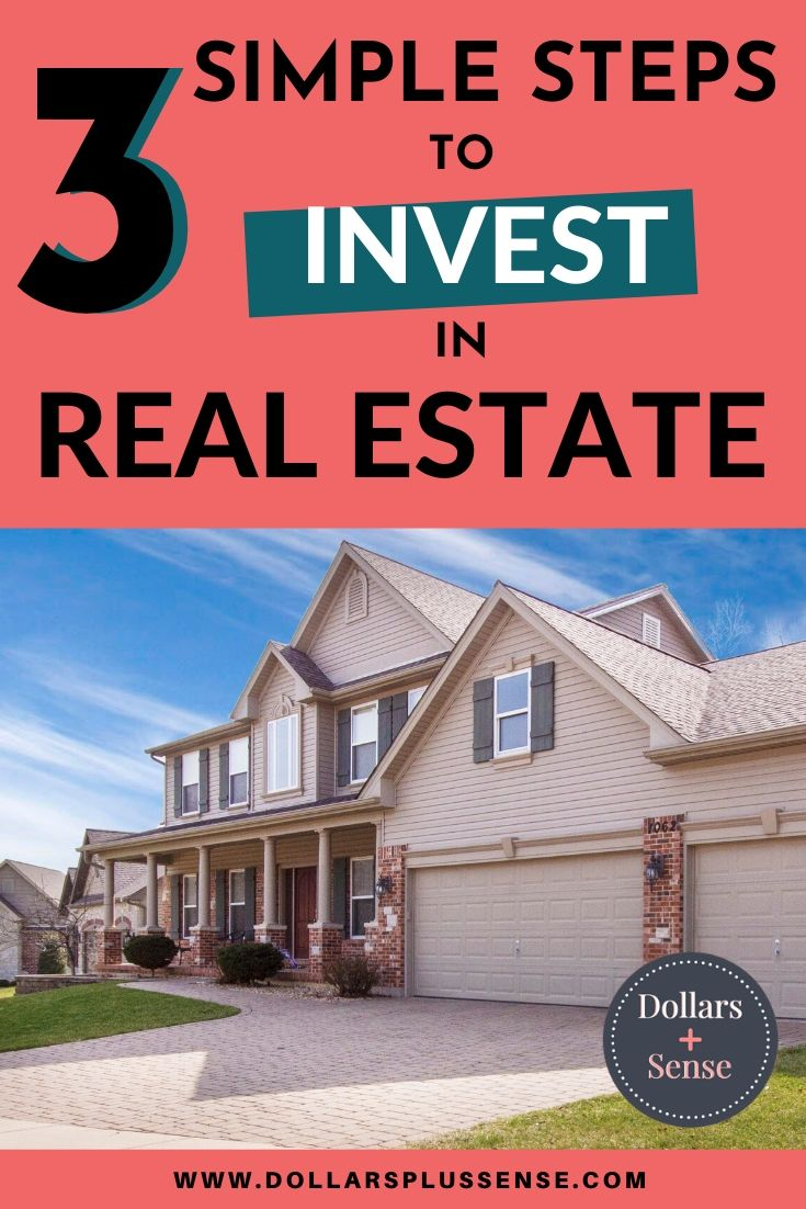 real estate investing guide pin