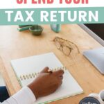 what to do with tax refund pin