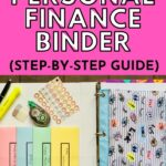 financial binder pin