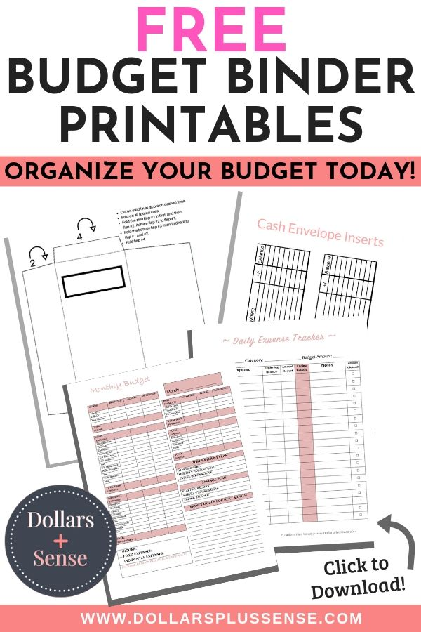 graphic about Free Printable Budget Binder named Choose Manage of Your Economical With This No cost Printable Spending plan