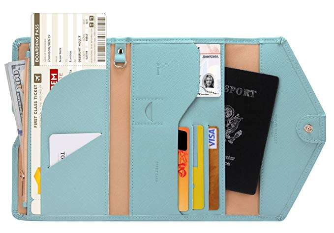 Passport Holder Budget Friendly Mother's Day Gift Ideas