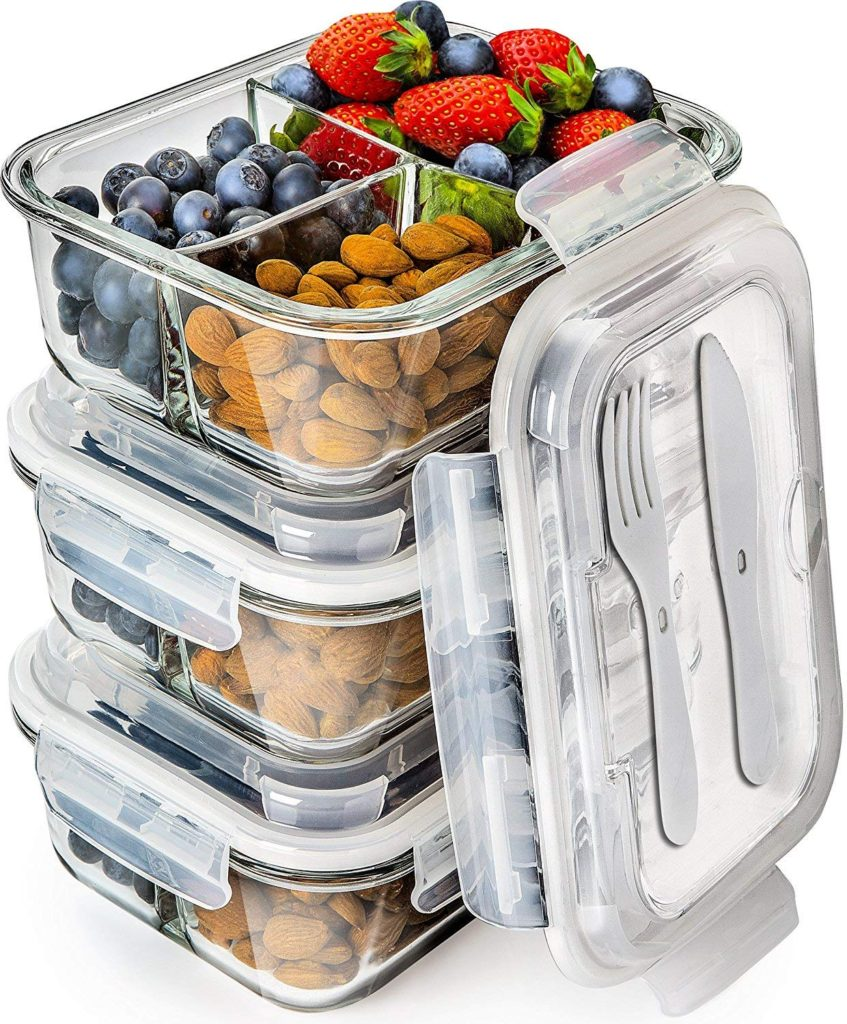 bento box storage containers planning meals on a budget