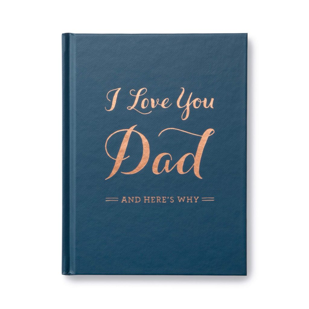 personalized book as affordable father's day gift ideas