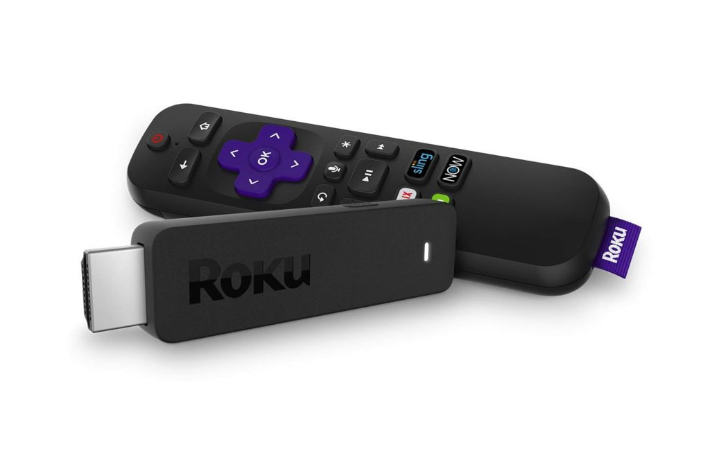 Roku streaming stick as an affordable father's day gift ideas