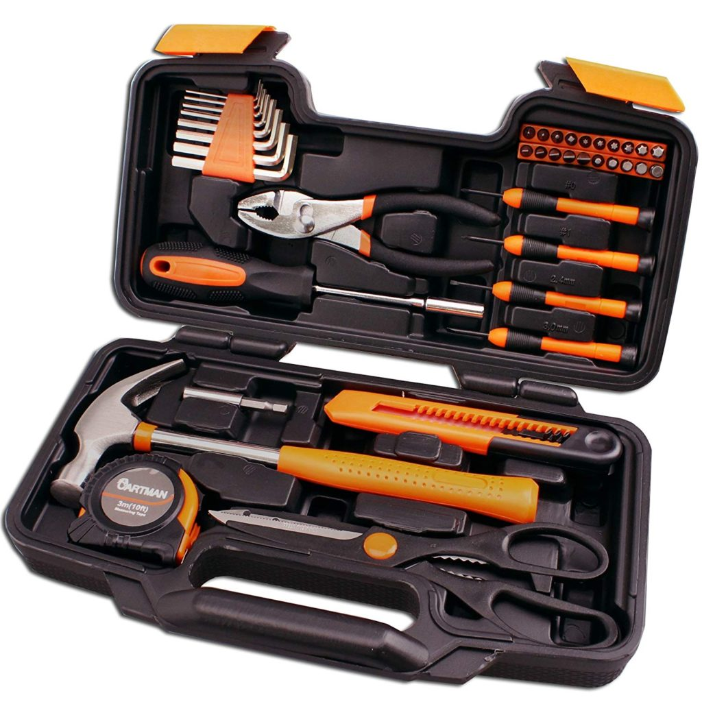 tool set as an affordable father's day gift ideas