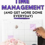 how to improve time management pin