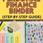 the ultimate personal finance binder pin
