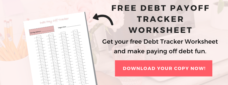 free debt payoff tracker
